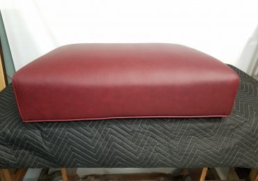 Commercial Upholstery Before and After